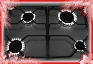 Adventskranz - Modell Küche