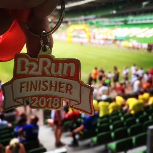 We did it.