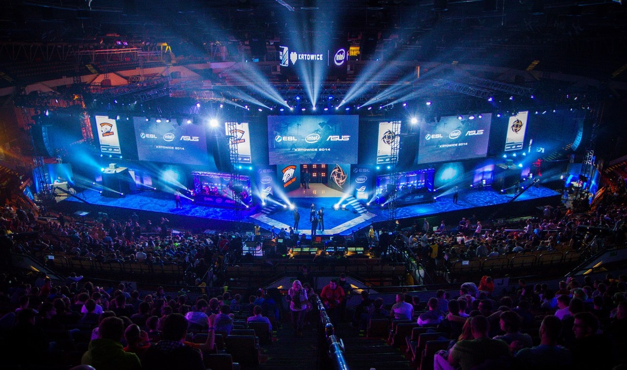 Intel Extreme Masters 2015 in Katowice, Polen -Foto Gabriel.gagne